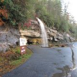 Take a Scenic Drive on Moonshiner 28 near the Great Smoky Mountains!