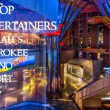 10 Top Entertainers at Harrah's Cherokee Casino Resort in 2017!