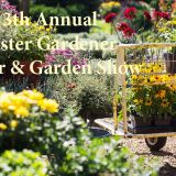 It's time for the 13th Annual Master Gardener Flower & Garden Show