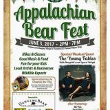 "Appalachian Bear Fest promises to be a ""Beary Good Time!"""