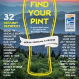 Raise a glass; find your pint and support the Blue Ridge Parkway 2018.