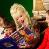Dolly Parton Donates 100 Million Childrens Books