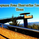 Update: Clingmans Dome observation tower closes