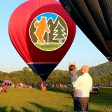 The Great Smoky Mountain Hot Air Balloon Festival