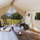 Smoky Mountain Luxury Glamping