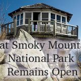 Great Smoky Mountains National Park Remains Open During Government Shutdown