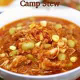 Smoky Mountain Camp Stew Recipe