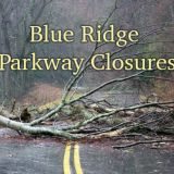 Blue Ridge Parkway Winter Closures