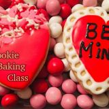 Valentine's Cookie Baking Class