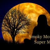 Smoky Mountain Super Moon