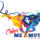 Fourth Annual Color Me Mutt 5K