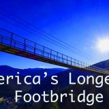 North America's Longest Footbridge