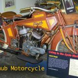 Wheels Through Time Museum Showcases Rare Motorcycles