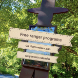 Free Smoky Mountain Ranger Events