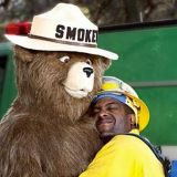 Smokey Bear Turns 75
