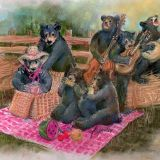 2019 Bear Necessities Black Fur & Bluegrass Event