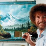 Bob Ross' son hosts painting workshops at Blount County Public Library