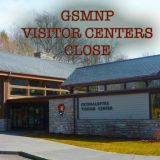 Great Smoky Mountain National Park Visitor Centers Close