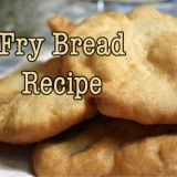 Native American Fry Bread Recipe