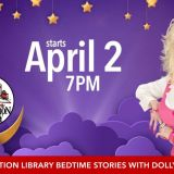 Dolly Parton Reads Imagination Library Stories