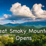 Great Smoky Mountains National Park Opens