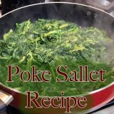 Smoky Mountain Poke Sallet Recipe