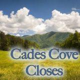 Cades Cove Closure Scheduled