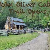Cades Cove Handicapped Accessible Trail Open To Public