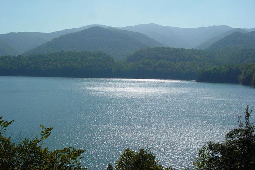 Kodak tennessee for Douglas lake fishing