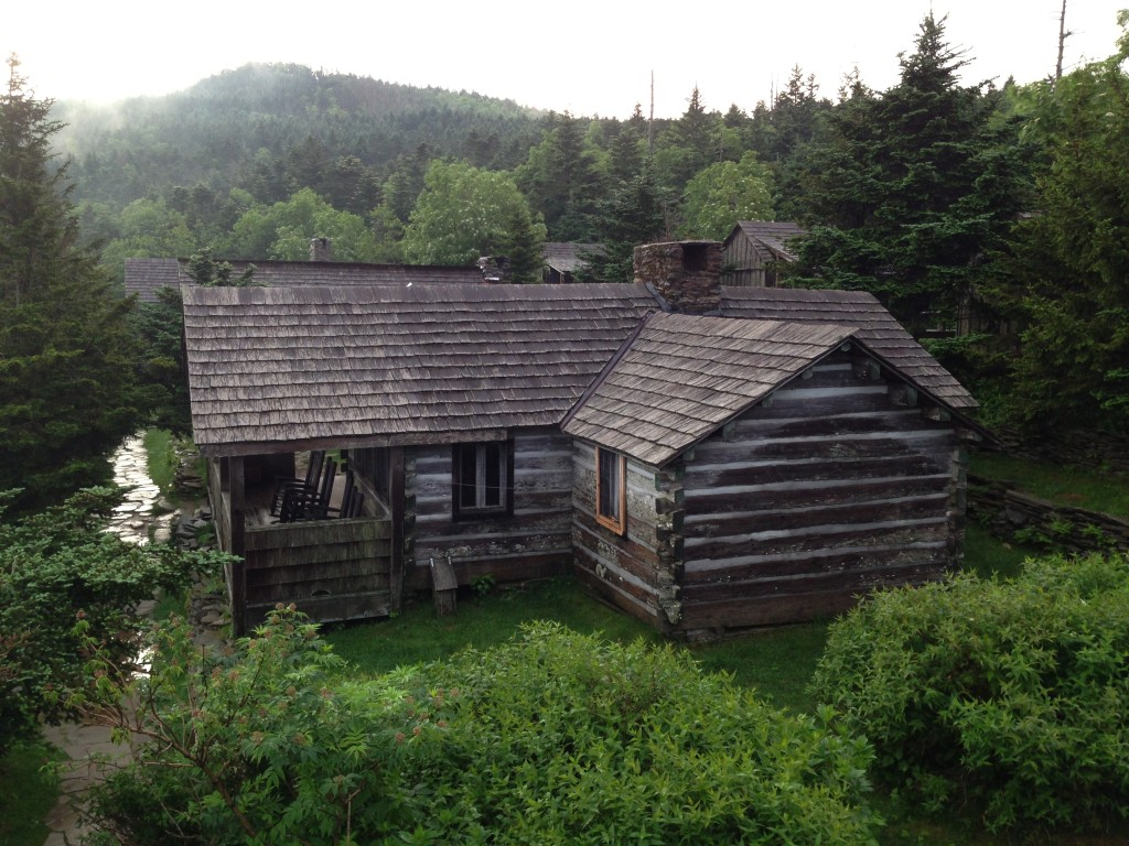 Leconte lodge in great smoky mountains national park for Smoky mountain nc cabin rentals