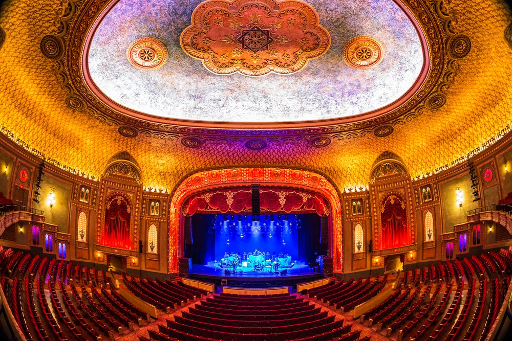 The Magnificent Tennessee Theatre First Opened Heysmokies