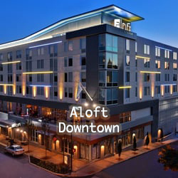 Aloft Downtown Asheville